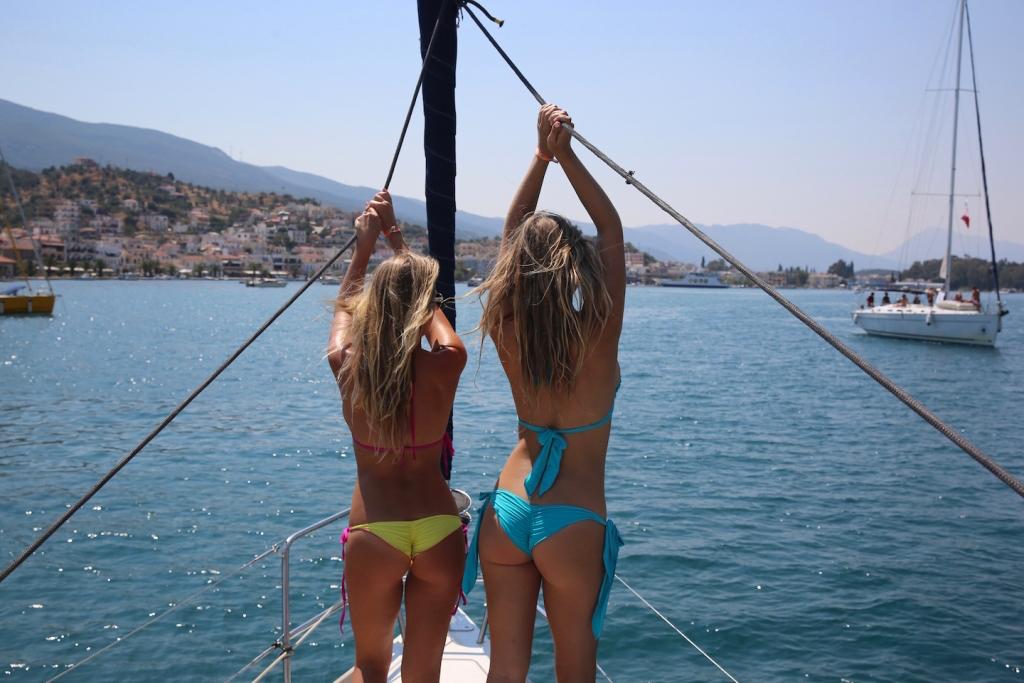 Sex Auf Einer Yacht